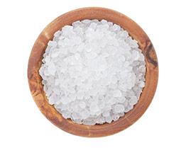 natürliches Salz